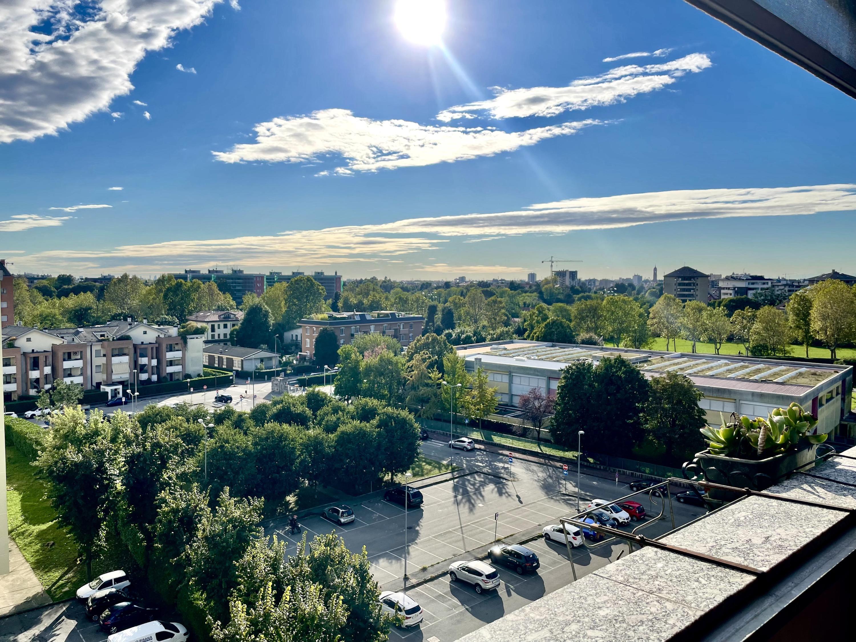 Monza, 4 locali, ultimo piano panoramico